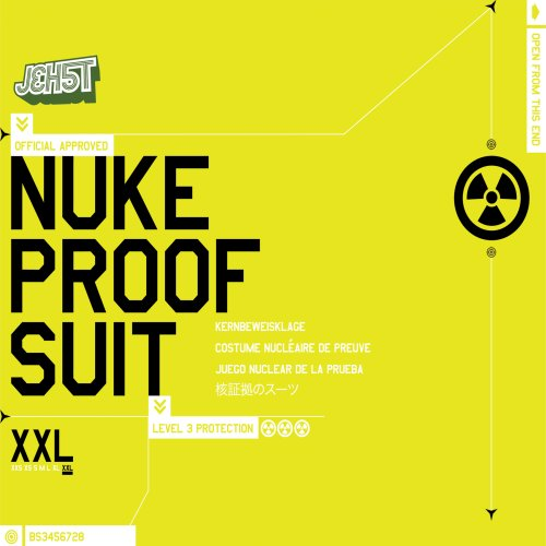 Jehst - Nuke-Proof Suit
