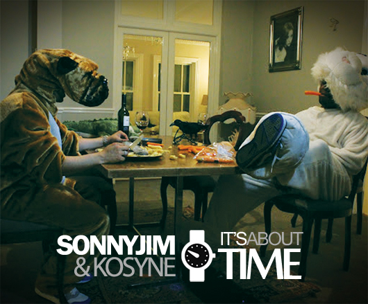 Sonnyjim & Kosyne – It's About Time (COMING SOON)