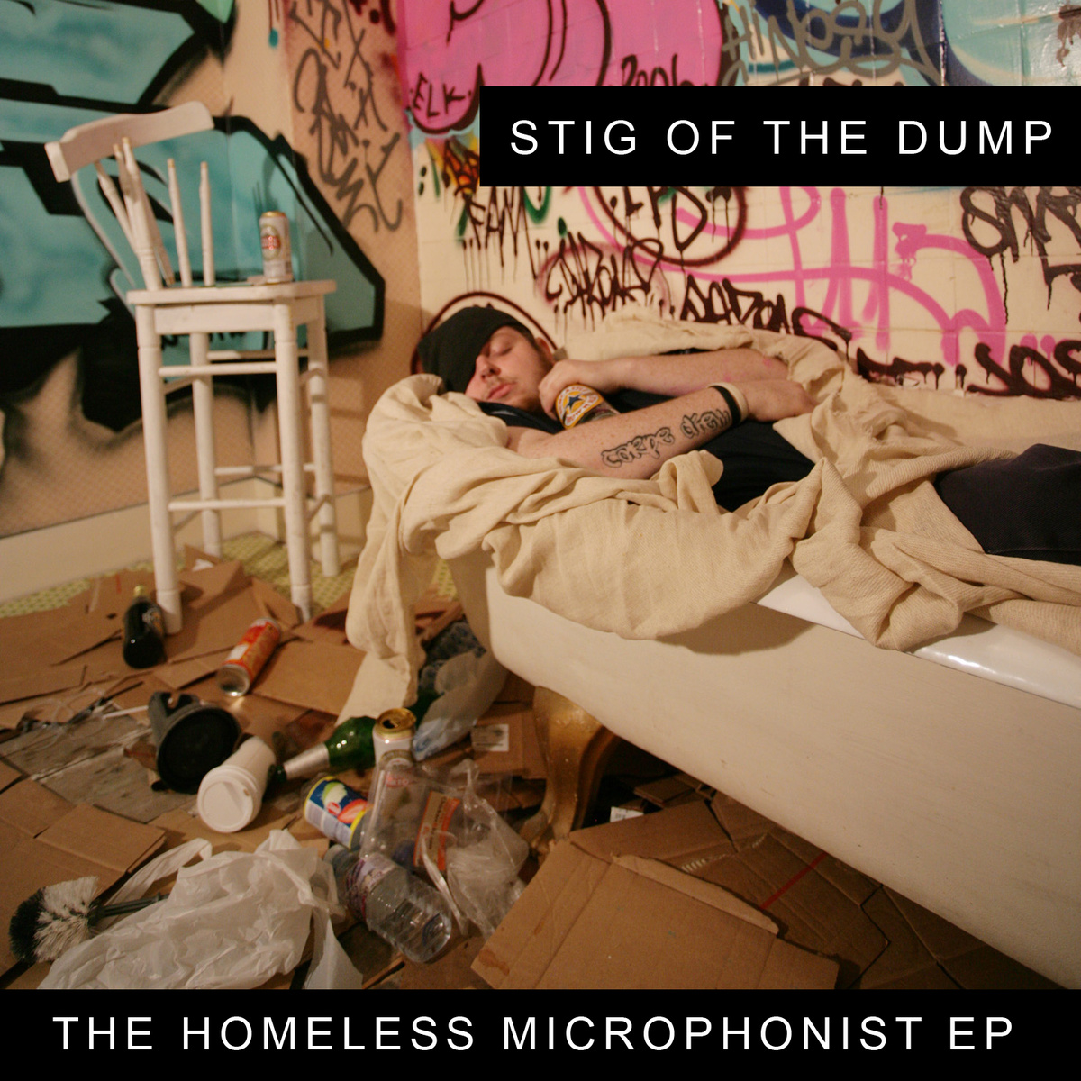Stig Of The Dump – Rhite Whino – Remix Competition