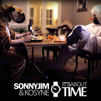Sonnyjim & Kosyne – It's About Time E.P.