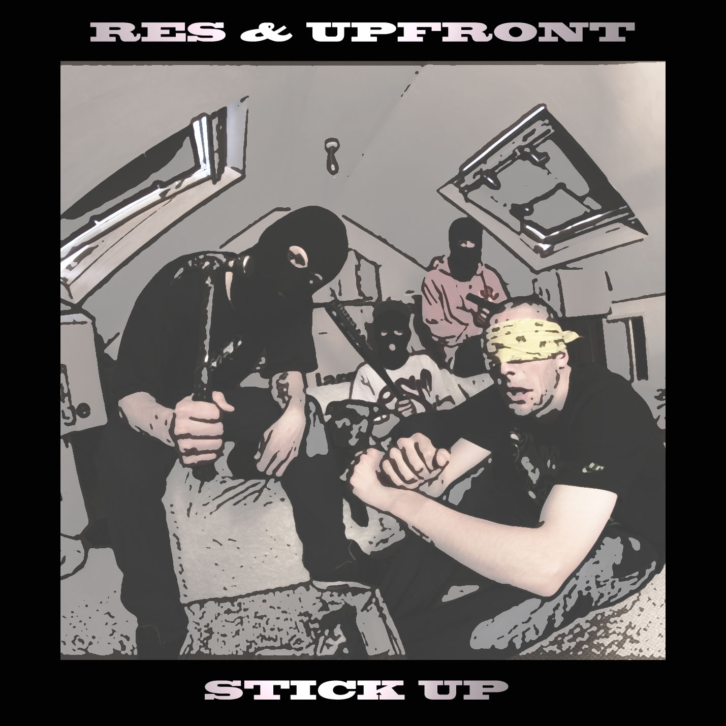 Split Prophets (Res & Upfront) - Stick Up