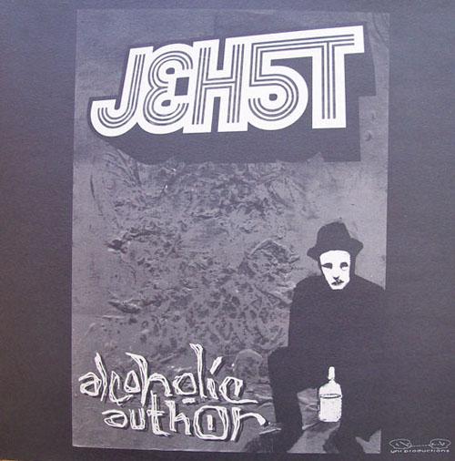 Jehst - Alcoholic Author