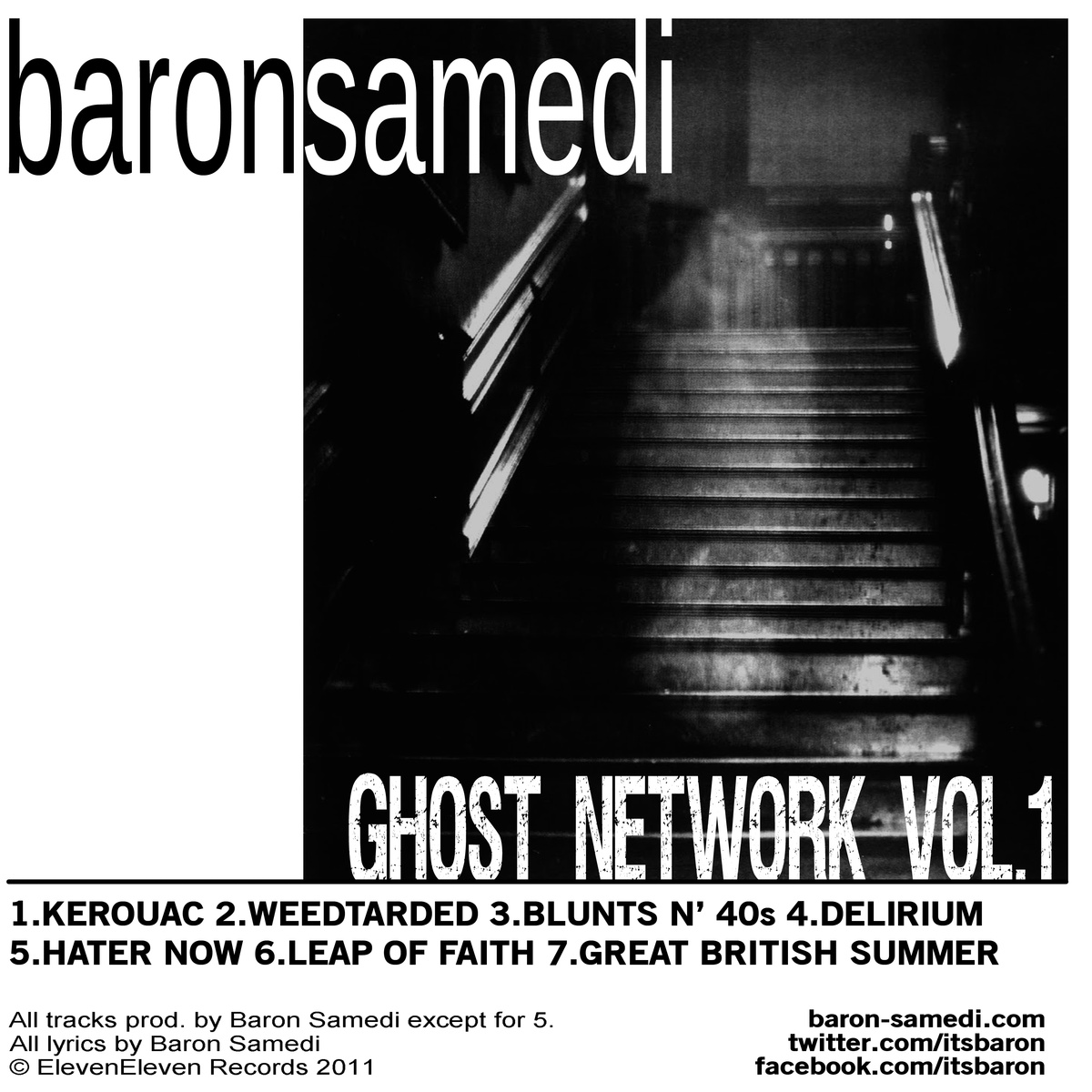 Ghost Network Vol. 1