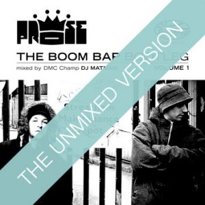 The Boom Bap Bootleg Volume 1