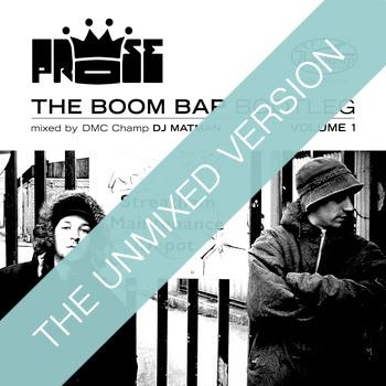 Prose - The Boom Bap Bootleg Volume 1