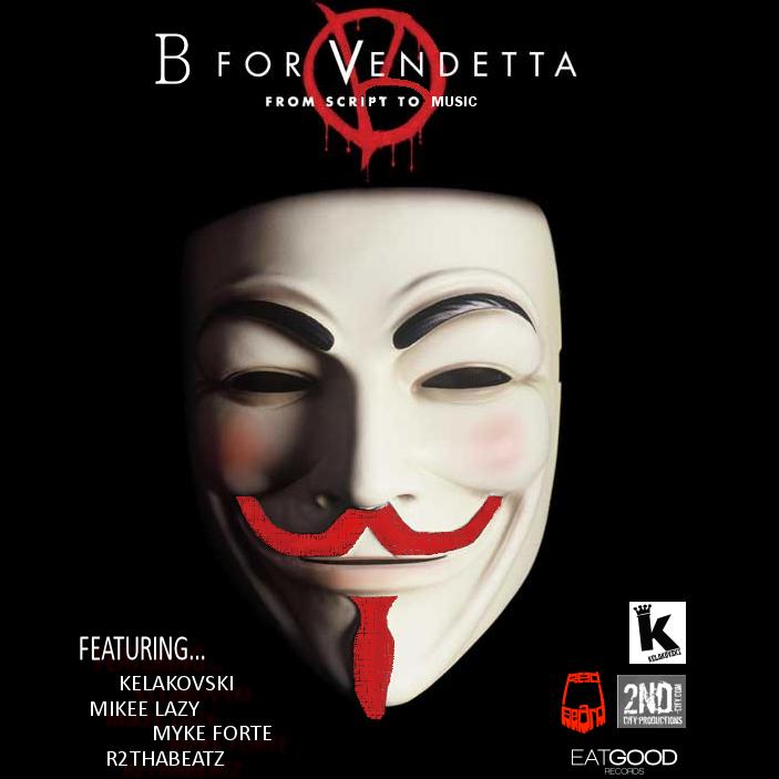 Redbeard - B For Vendetta