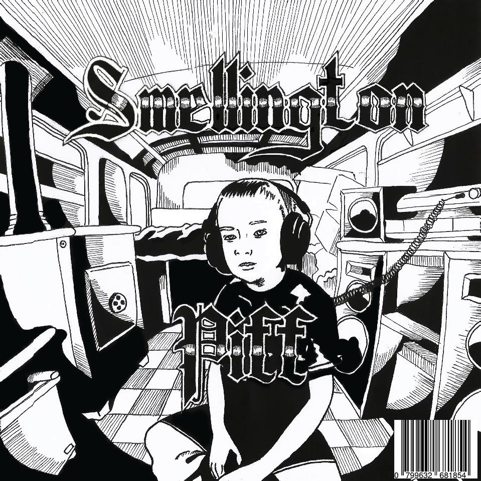 Smellington Piff - Smellington Piff E.P.