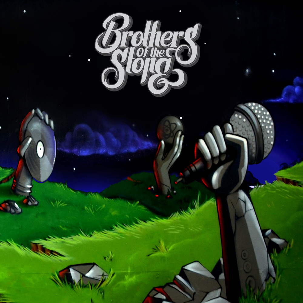 Brothers Of The Stone - Brothers Of The Stone