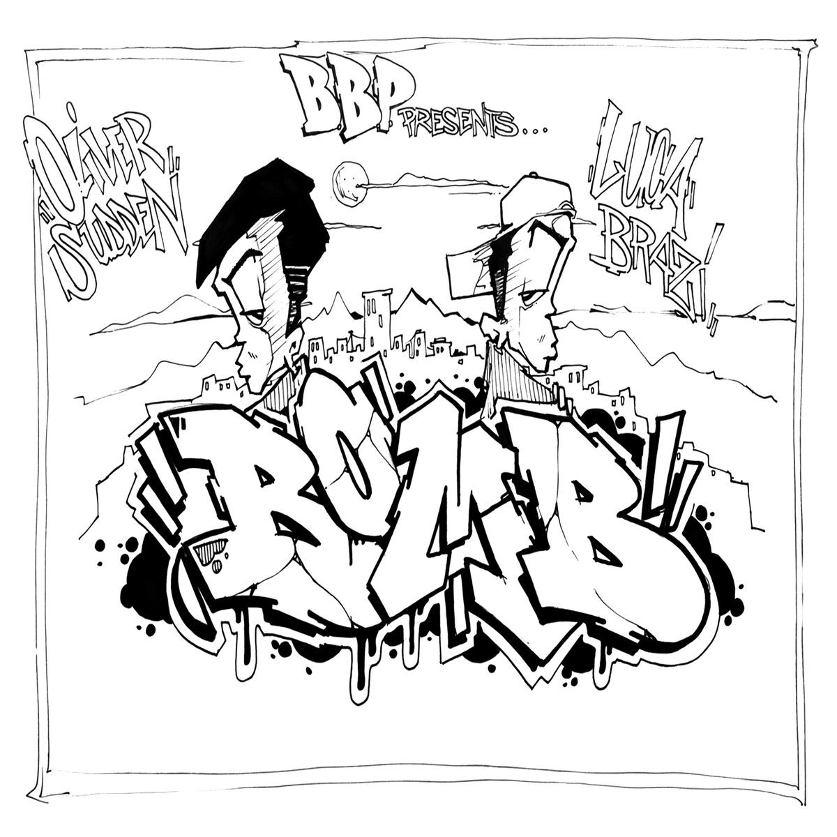B.O.M.B - B.O.M.B - Artwork