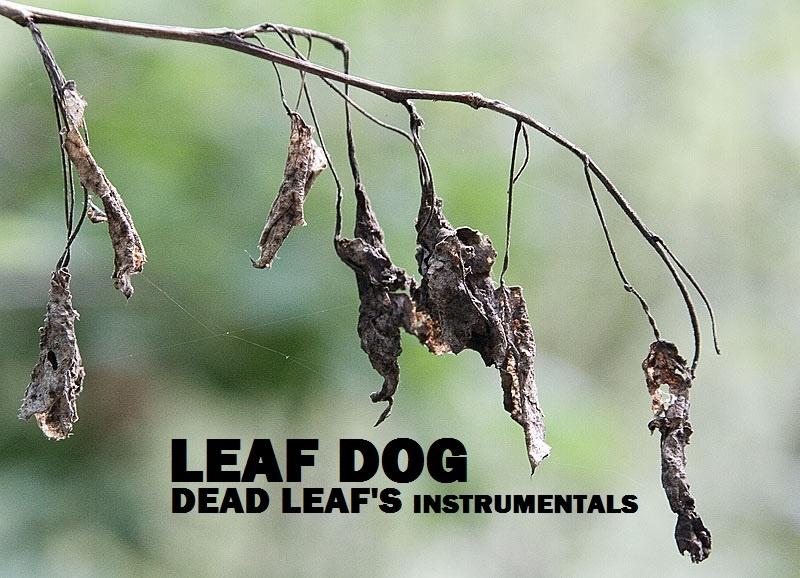 Leaf Dog - Dead Leaf's Instrumentals