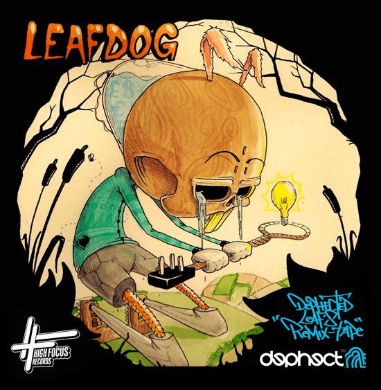 Leaf Dog - Dephected Leaf's Remix Tape (Instrumentals)
