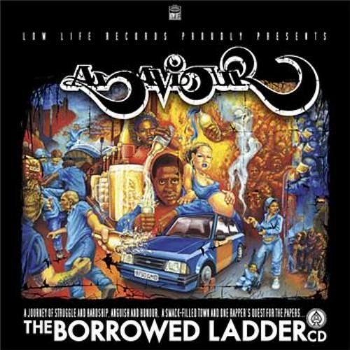 Asaviour - The Borrowed Ladder