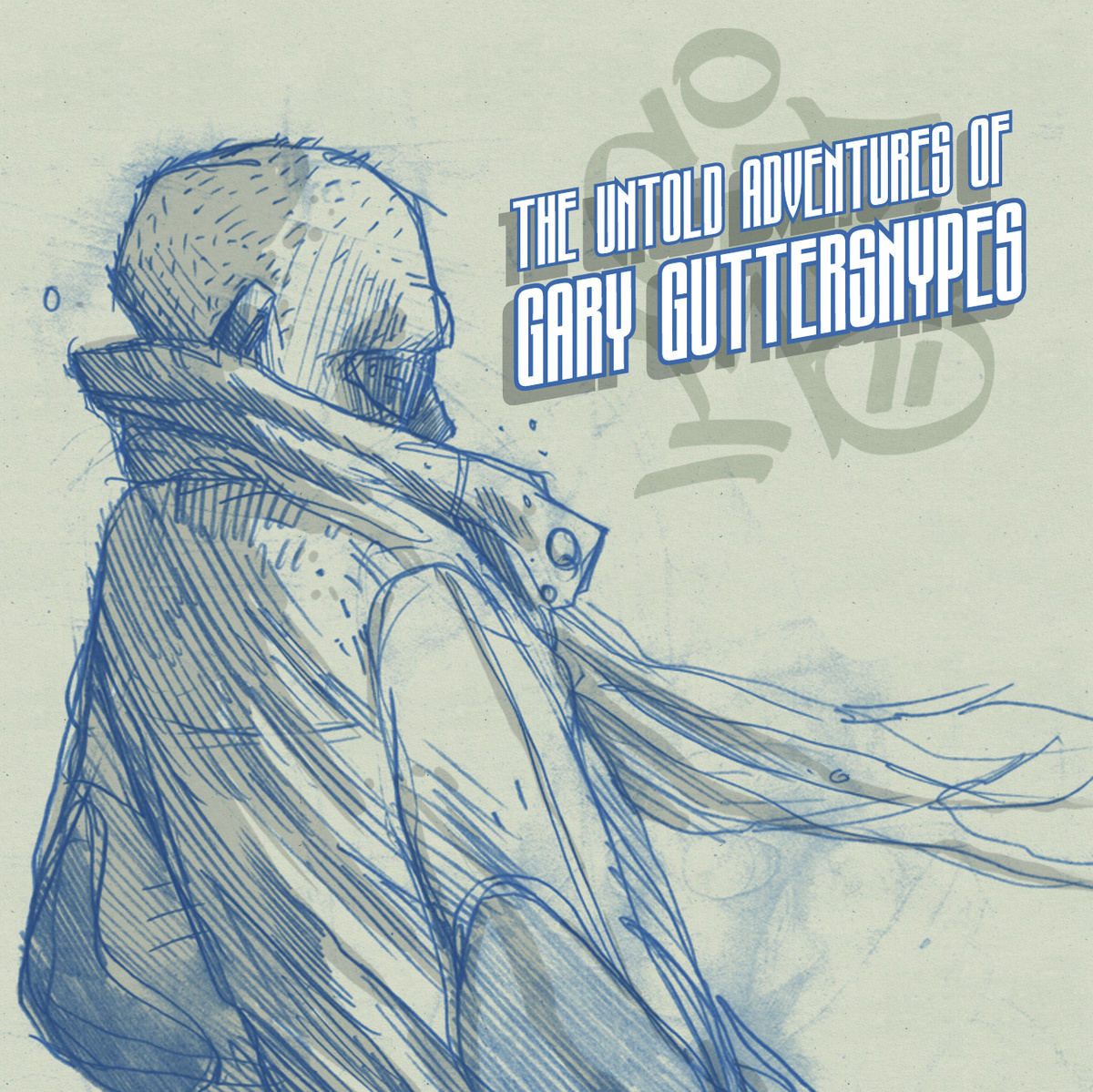 Gi3mo – The Untold Adventures Of Gary Guttersnype
