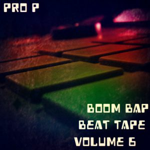 Boom Bap Beat Tape Volume 6