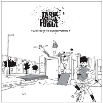Task Force - Music From The Corner Volume 4
