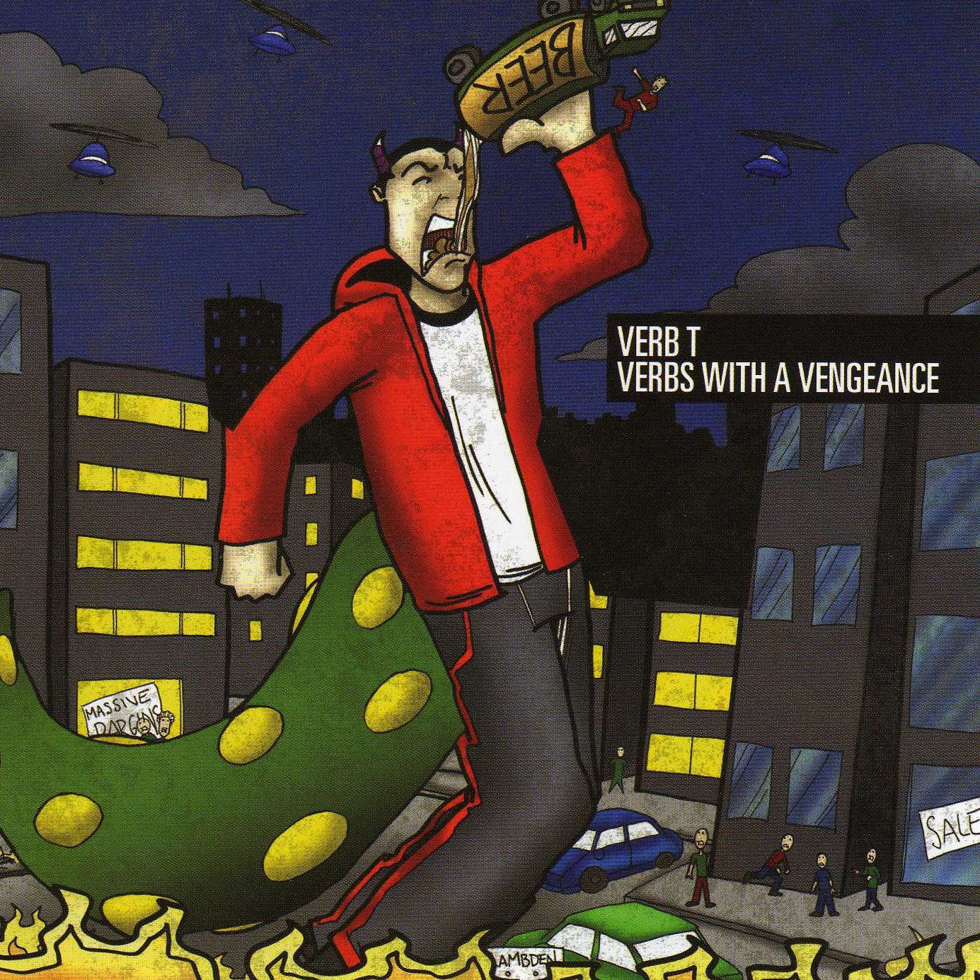 Verb T - Verbs With A Vengeance