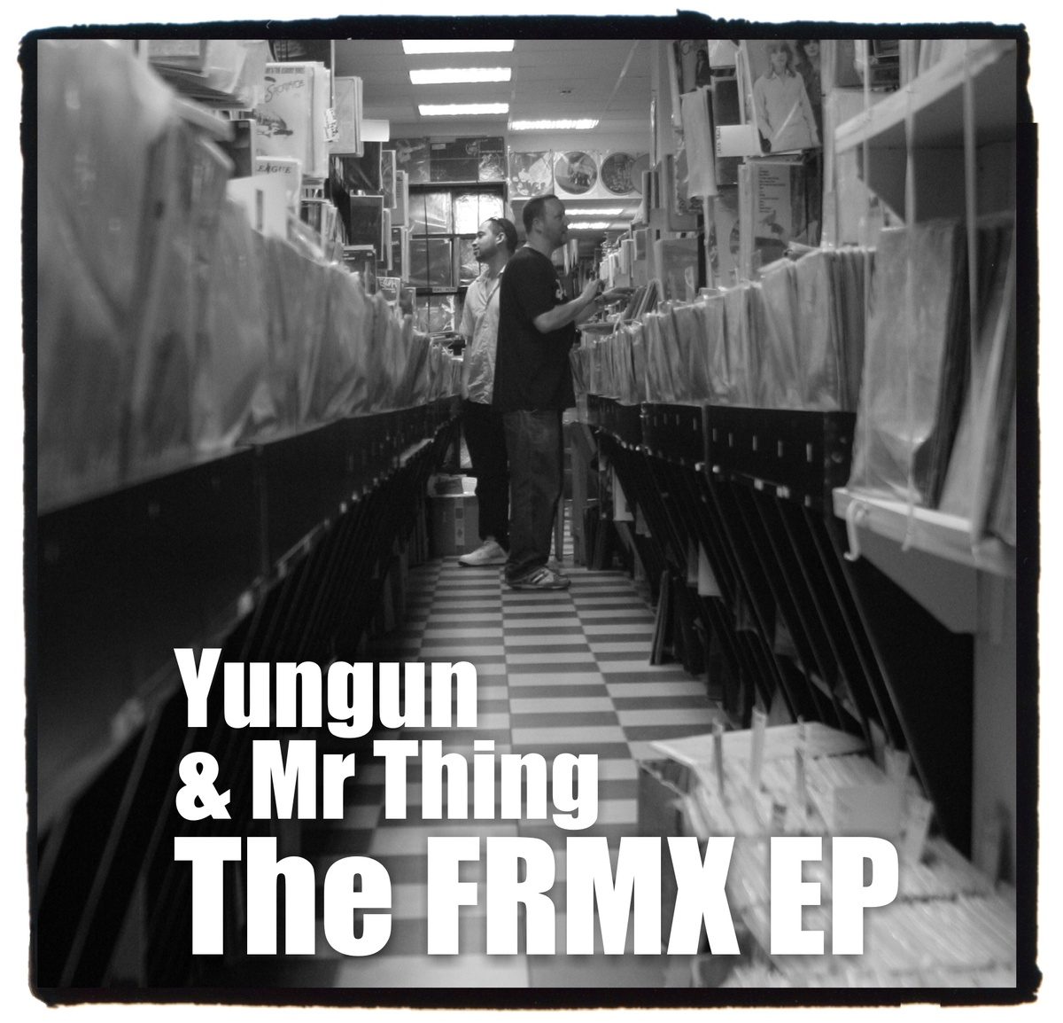 Yungun & Mr Thing - The FRMX E.P.