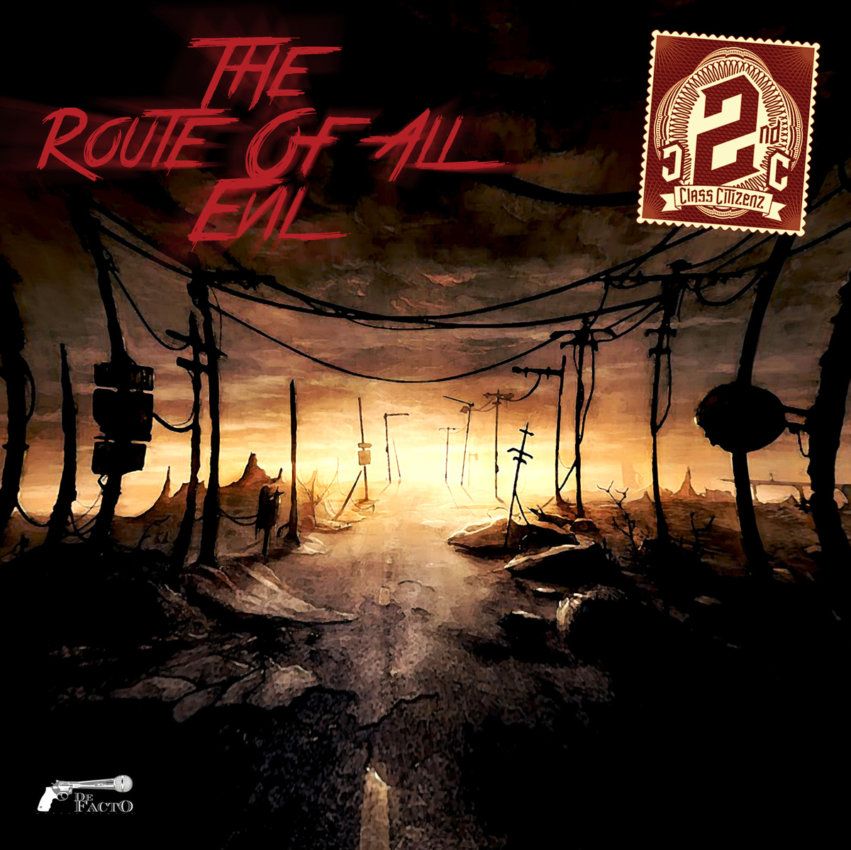 2nd Class Citizens - The Route Of All Evil