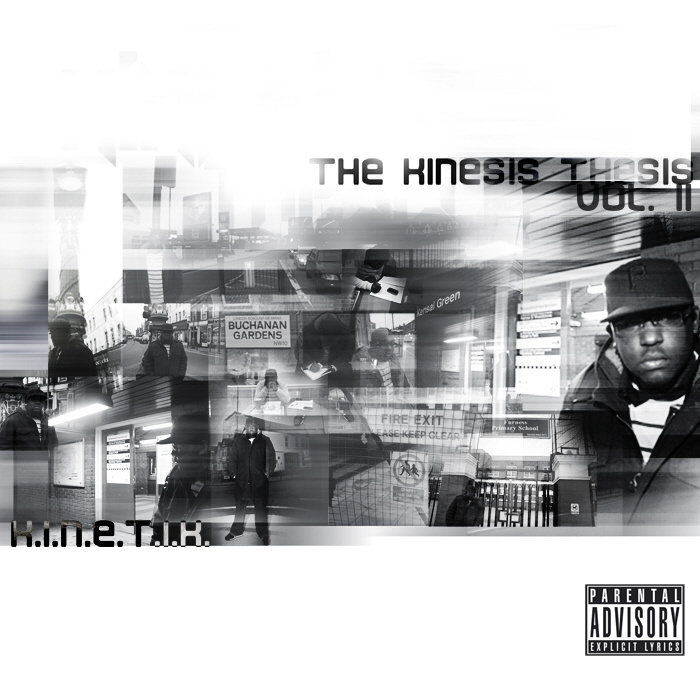KINETIK - The Kinesis Thesis Vol. II