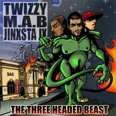 The Three Headed Beast - The Three Headed Beast