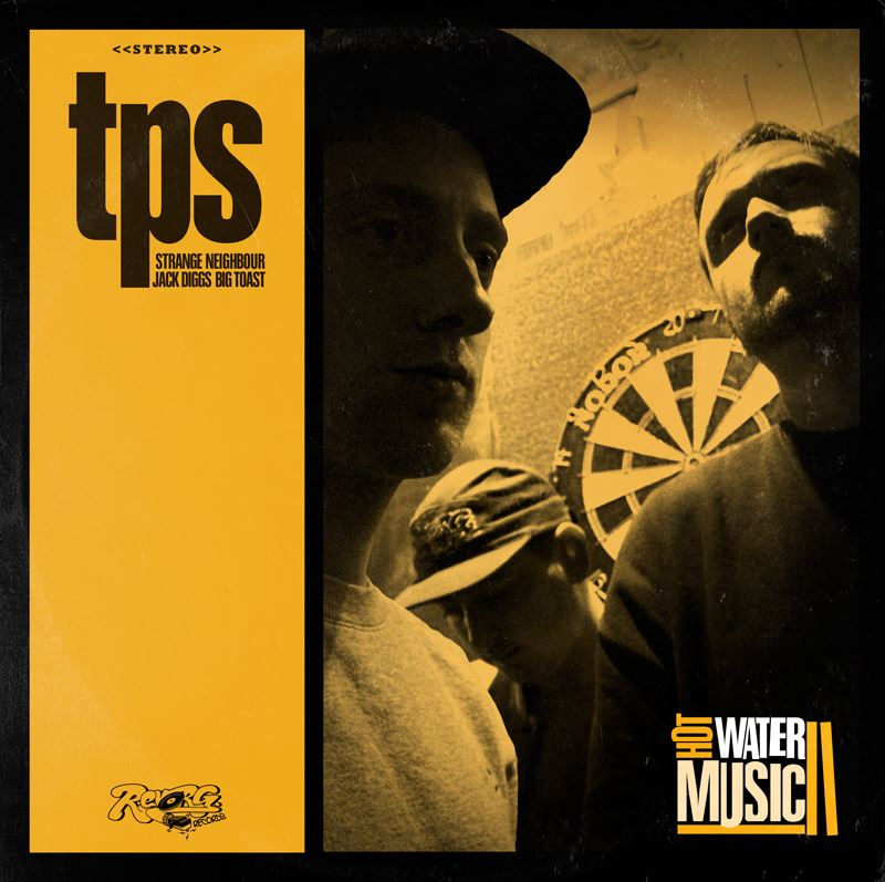 TPS Fam - Hot Water Music - Artwork