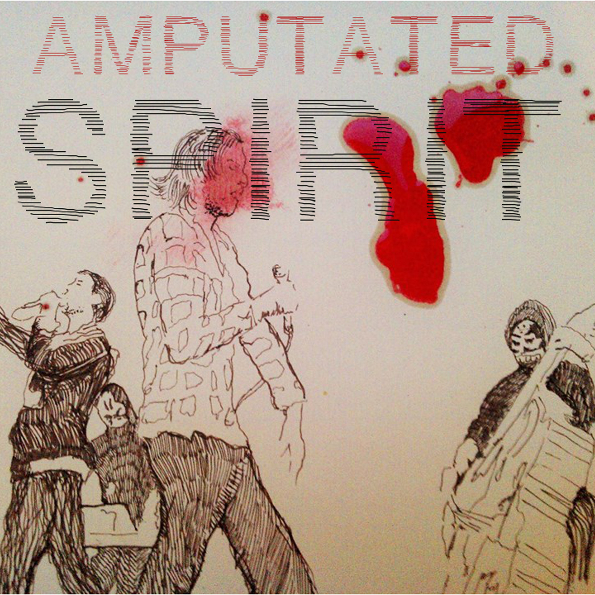 Ceiling Demons - Amputated Spirit