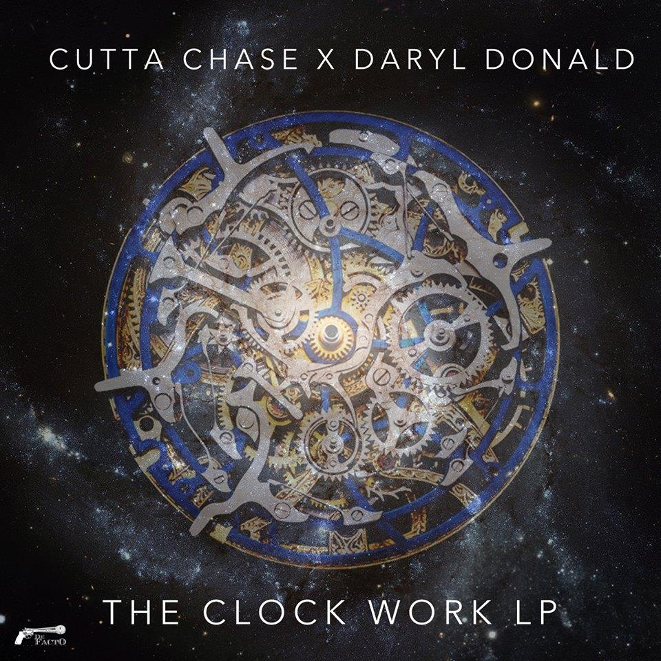 Cutta Chase & Daryl Donald - The Clockwork LP