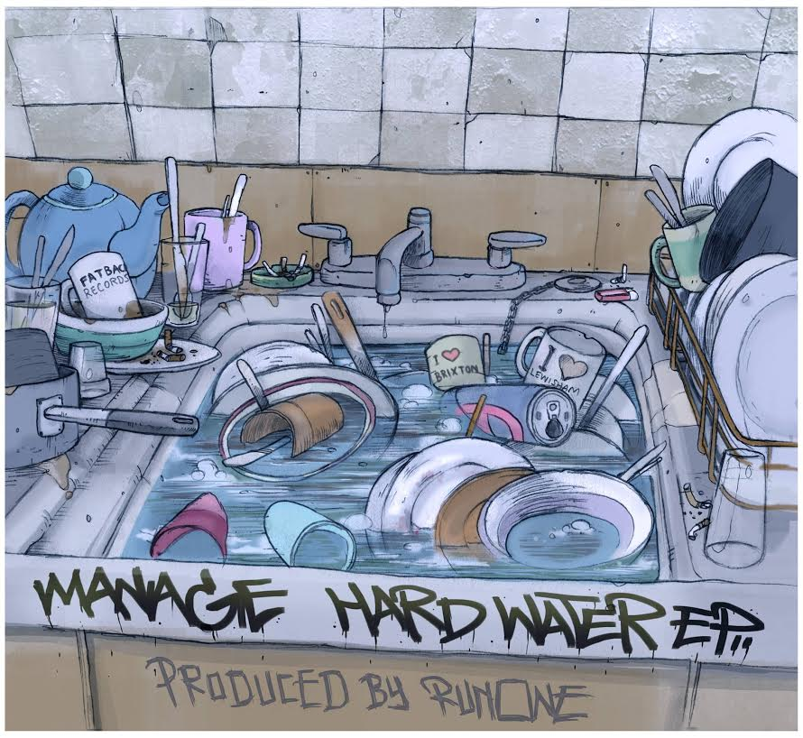 Manage - Hard Water E.P