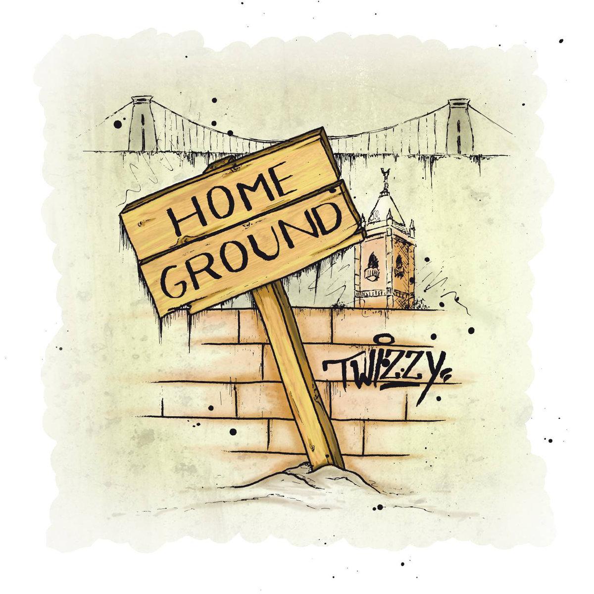 Twizzy - Home Ground