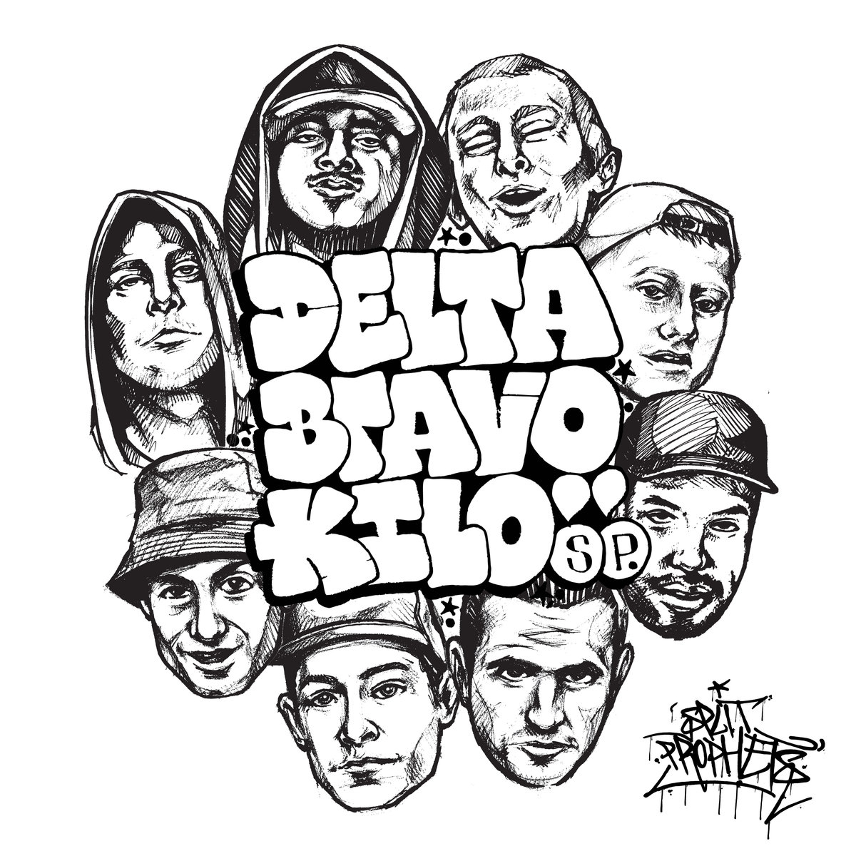 Split Prophets - Delta Bravo Kilo