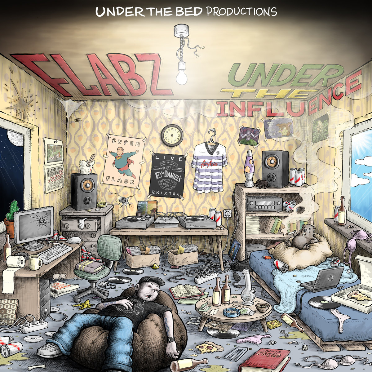 Under The Influence E.P.