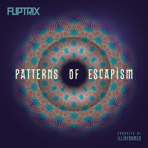 Fliptrix - Patterns Of Escapism - Artwork