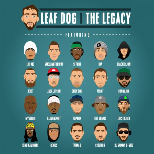 The Legacy (Instrumental)