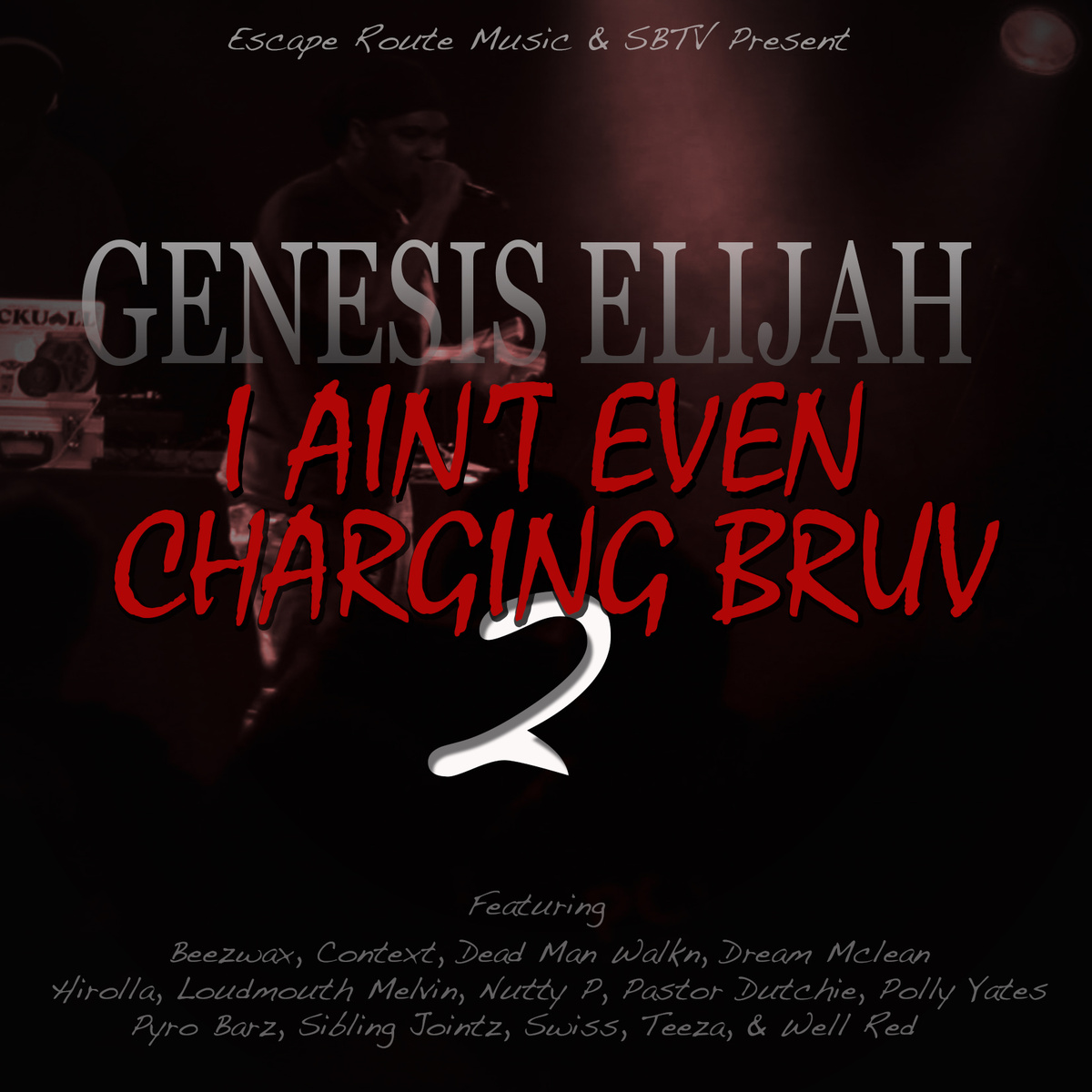 Genesis Elijah – Battle Cry UK