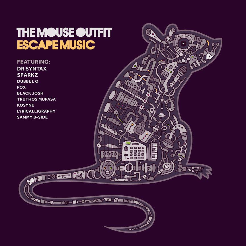 The Mouse Outfit – Escape Music