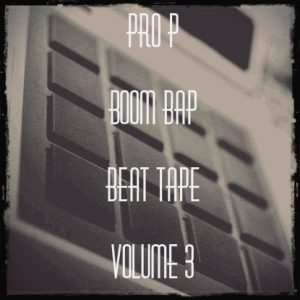 Boom Bap Beat Tape Volume 3
