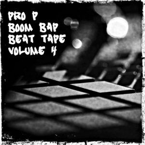 Boom Bap Beat Tape Volume 4