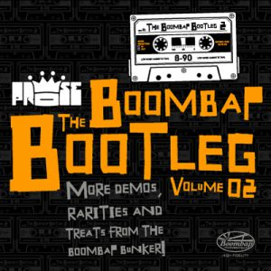 The Boom Bap Bootleg Volume 2
