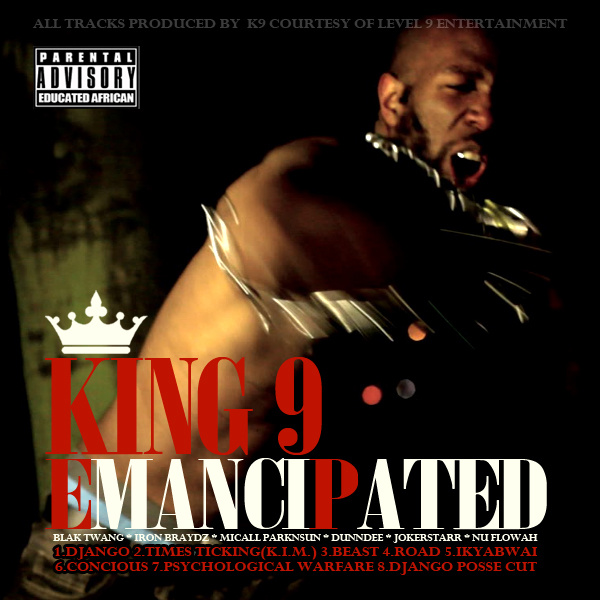 King 9 Emancipated
