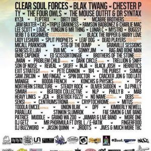 Boom Bap UK 2014 – Lineup – INTERACTIVE